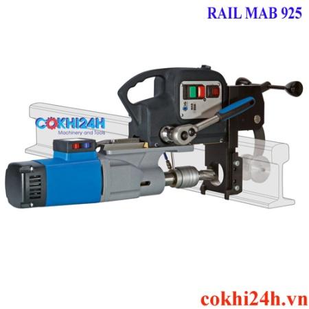 máy khoan ray railmab 925