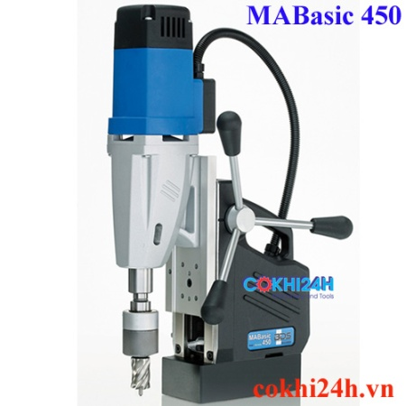 máy khoan từ MABasic 450